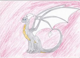 Sira the Dragoness by Ziegthefox2223