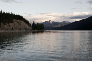 Muncho Lake by ElevenSpecial