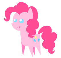 Pinkie Pie chibi by DragonGirl983