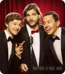 Two and a Half Men Photo Shoot by xx-LoveStory-xx