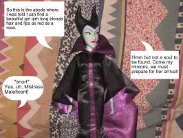Maleficents Dungeon: Part I: 1 by alleghany71