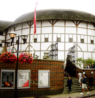 The Globe Theater by lonely-secrets