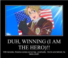 America wins against Osama by crewkid52