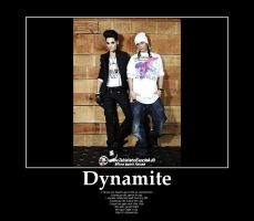 Dynamite Twins by luvcomes1waybillkiro