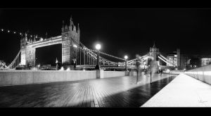 The Streets of London - Pano by Wayman