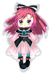 .:UTAU:. Doll-like (Chibi) Aika + VB DL by A-Daiya