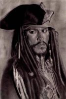 "Jack Sparrow ""Johnny Depp"" by romseskype"