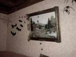 The Haunted House I Live In by zzSnowWhiteQueenzz