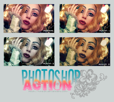 Photoshop Action 4 by Hika-sk