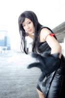 Tifa Lockhart: Fight Me by SakuMiyuku