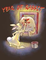 Year of Rabbit by icfiye