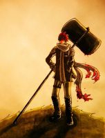DGM - Soldier Side by Chalalade
