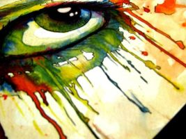 Color Eye by Raeleven