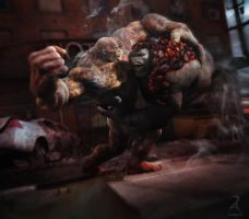 Hell Bash by RawArt3d