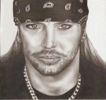 Bret Michaels by itsleese