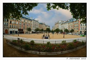 dauphine square by bracketting94