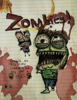 ZOMBIES by Blacklemon67