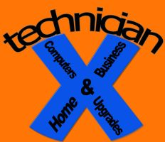 technicianX Tee-Shirt design 1 by jimmsta
