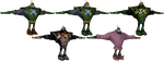Ratchet and Clank: FFA - Captain Qwark Armor pack by o0DemonBoy0o