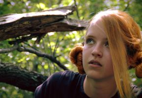 The Hunger Games: Foxface by musicity