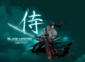 blade master by DageThe3vil