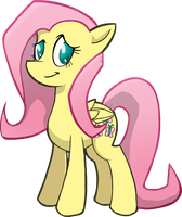 Fluttershy by Undead-Niklos
