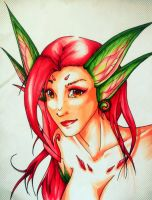 Zyra by Snappedragon