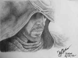 Ezio - Assassin's Creed Revelations by inhibitus