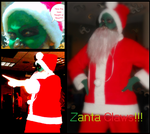Halloween Costume - Zanta Claws by iCrave4Anime