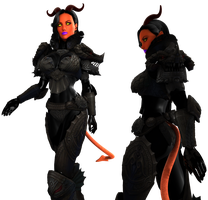 The Empress' New Armour by Disembowell