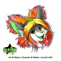 Headshot Gift - Skittles by Silberry