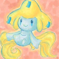 Jirachi by lowlaury