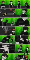 MMD Homestuck-Sollux Please... by YugixYamiLove4ever