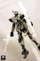 MG RX-78-2 ver 3.0 Mechanical Clear 3 by deadlyzulwarn