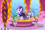 guess what Rarity, ur the Mare of Honor by Titanium-dats-me