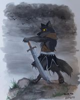 balto dressed as nier final version by draggane