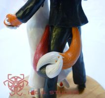 Scarlet and Will CakeTopper CM 3 by BlackHoleInAJar