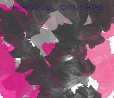 heinous_aeonflux707 brushes by aeonflux707