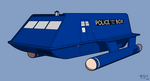 Shuttlecraft - TARDIS by BJ-O23