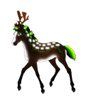 ID: 4841 padro foal design by theliondemon-kaimra