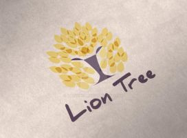 Lion-tree by lazeefish