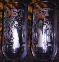 Drive By Truckers Glass Art by Mr-Mordacious