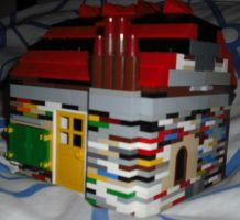 Lego House Concept no1 by Ienkoron