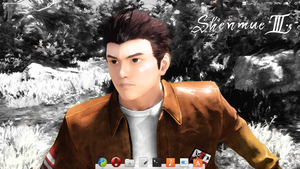 Excited for Shenmue III by samjip