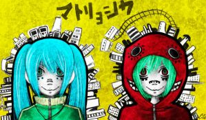 Matryoshka by CgSuikane