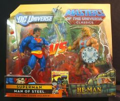 MOTUC Superman V2 packaged by masterenglish