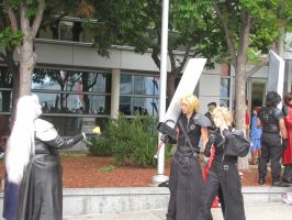 Shall I Give You 'This Pear'- Fanime 2012 by Unicornmon