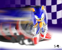 Sonic Spin Attack +Download+ by Sigacomer