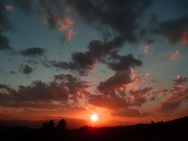 june sunset 2010 by deaCalipso