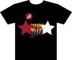 All star T-shirt by onurb-design